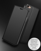 Dzgogo slim flipfodral till iPhone 7/8